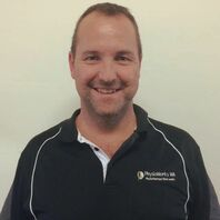Paul Woodward physio