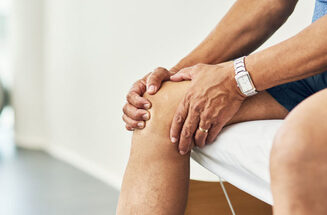 physio for knee pain